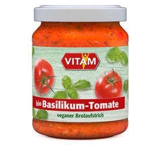 Aufstrich Basilikum-Tomate
