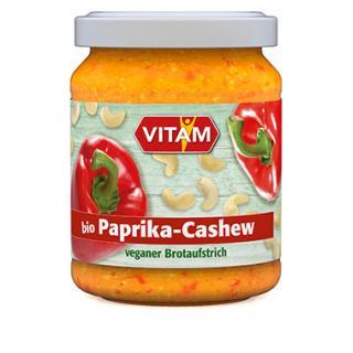 Aufstrich Paprika-Cashew