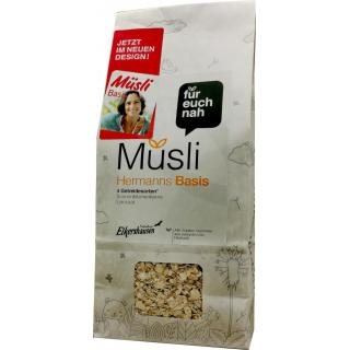 Basis Flocken-Müsli