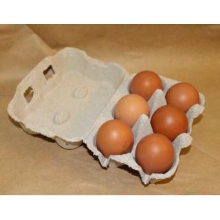 M-Eier 6 Stück